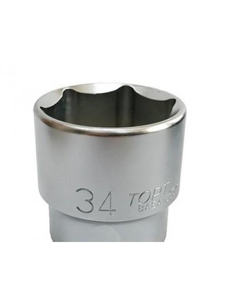 "Головка торцевая 1/2"" 34 мм BAEA1634"