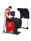 Балансировочный станок (вес колеса 75 кг) CB968B