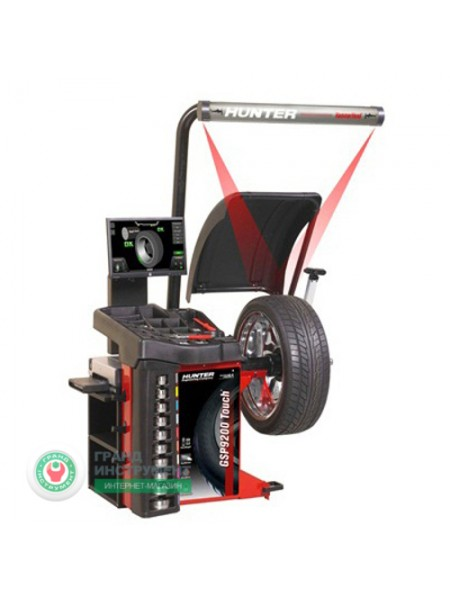 Балансировочный станок (вес колеса 68кг) GSP9222TOUCH