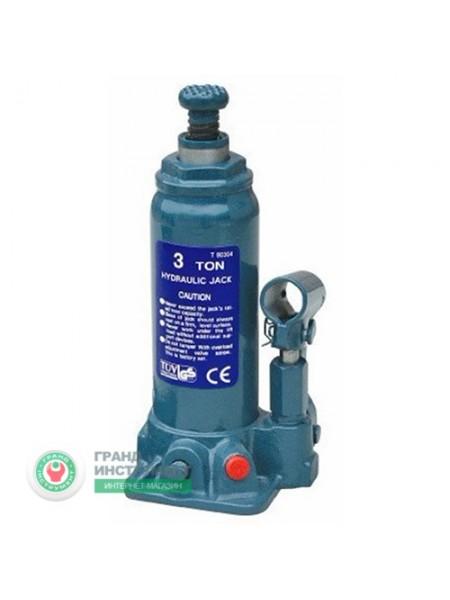 Домкрат бутылочный 3т (194-372 мм) T90304