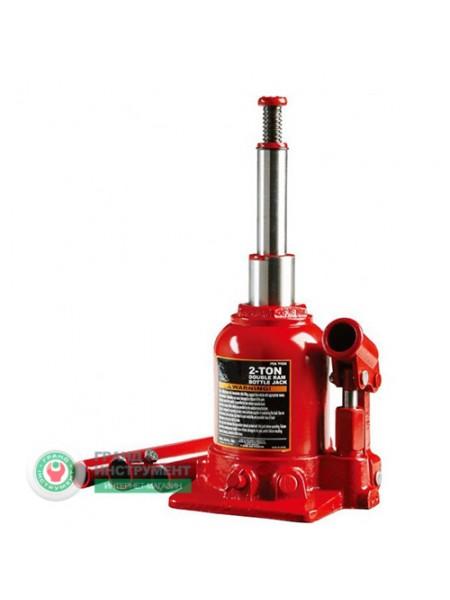 Домкрат бутылочный 2т (150-370 мм) TF0202