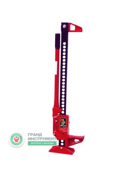 Домкрат реечный 3т (125-660 мм) TRA8335