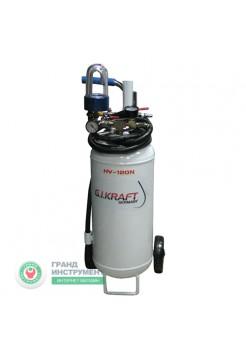 Установка вакуумная для откачивания технических жидкостей 12л