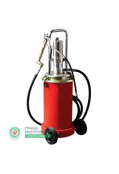 Нагнетатель консистентной смазки с пневмоприводом 30мПа TRG2095