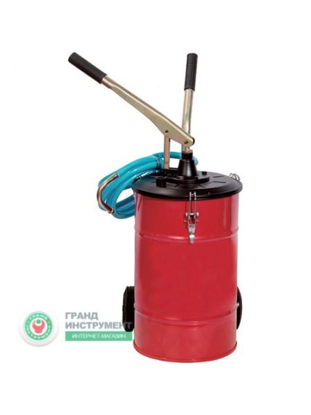 Маслонагнетательная установка с ручным насосом