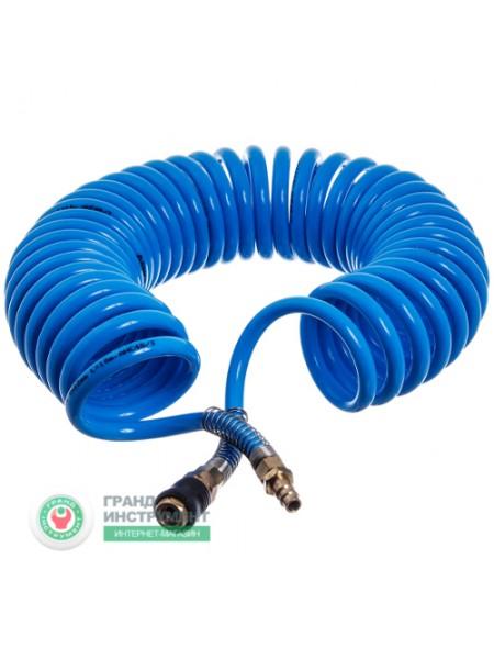 Шланг спиральный 8х12мм L=10м (PROFI) Italy AHC48-J