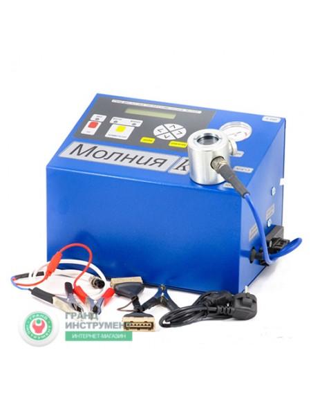 Установка для проверки свечей и коммутаторов Молния-К, 220В МОЛН220К