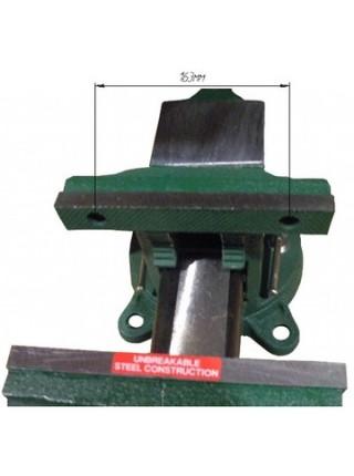 Тиски слесарные поворотные 4 DJAC0104