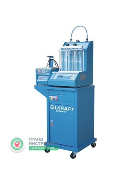 Установка для диагностики и чистки форсунок