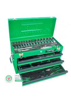 Ящик с инструментом 3секции 82ед. GCAZ0016