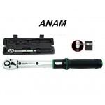 Динамометрический ключ щелкового типа серии ANAM