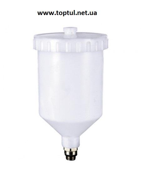 Бачок пластиковый (наружная резьба) 600 мл PC-600GPB