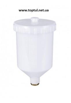 Бачок пластиковый (внутренняя резьба) 600 мл PC-600GPP